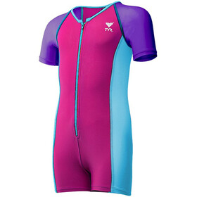 TYR Solid Thermal Puku Tytöt, purple/pink/blue